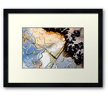 Liquidity Framed Print