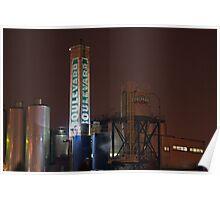 Boulevard Brewing Company Kansas City, Missouri Poster