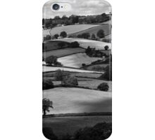 Devonshire Hillside iPhone Case/Skin