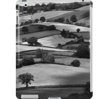 Devonshire Hillside iPad Case/Skin