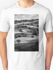 Devonshire Hillside T-Shirt
