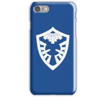 Skyward Sword Divine Shield iPhone Case/Skin