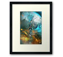 Ariel (Detail) Framed Print