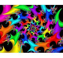 Dizzy Effect Photographic Print