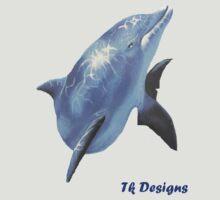 """""""Dolphin"""" by Taniakay"""