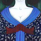 Geisha Goddess by Lynsye Medalia