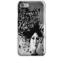 Large Tote - Mistress Poe iPhone Case/Skin