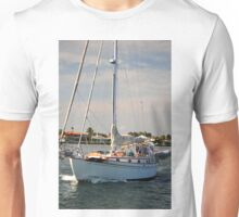 Sunset Sail Unisex T-Shirt