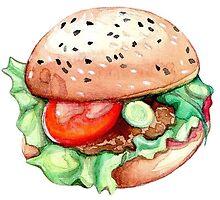 Burger lovers! by giuliaiulia