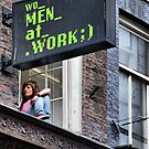 Amsterdam. Women at work by andreisky