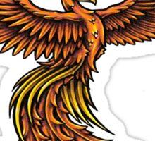 Phoenix Bird Sticker