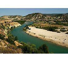 Goksu River Photographic Print