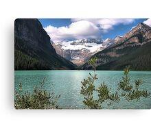 Lake Louise, Alberta, Canada Canvas Print