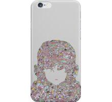 Iwasawa Silhouette iPhone Case/Skin