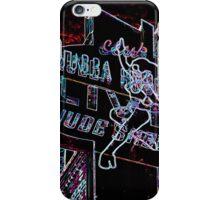 Neon Sign iPhone Case iPhone Case/Skin