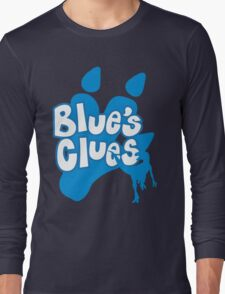 Blue's Clues Long Sleeve T-Shirt