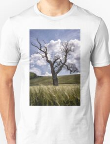 Dead Tree Dancing In A Cornfield T-Shirt