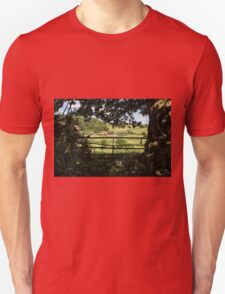As I Walked Out One Midsummer Morning Unisex T-Shirt