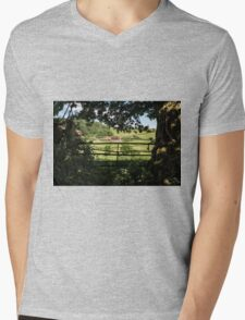 As I Walked Out One Midsummer Morning Mens V-Neck T-Shirt