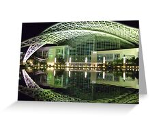 Convention Center:: San Juan Greeting Card