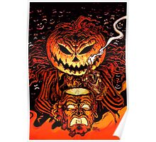 Pumpkin King Lord O Lanterns Poster