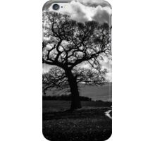 Passing Through iPhone Case/Skin