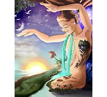 Mother Nature Photographic Print