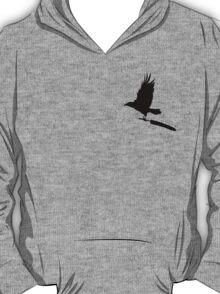 Anti-Writer's Block Raven T-Shirt