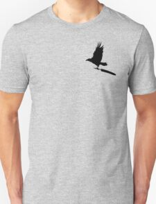 Anti-Writer's Block Raven T-Shirt