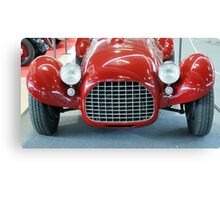 Vintage car Canvas Print