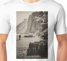 Budleigh Beach Unisex T-Shirt