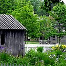 Historic Nauvoo Country Garden by Jan  Tribe