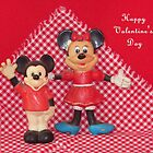 Mickey & Minnie Valentine   by © Betty E Duncan ~ Blue Mountain Blessings Photography