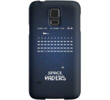 Space Vaders Samsung Galaxy Case/Skin