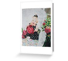 Abigail's Peonies Greeting Card