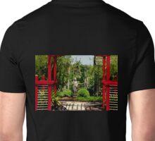 Meditation Garden Unisex T-Shirt