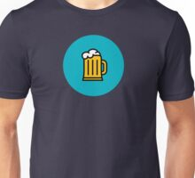 Beer Icon - Drinks Series Unisex T-Shirt
