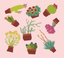 Desert Flora Kids Tee