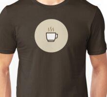 Coffee Icon - Drinks Series Unisex T-Shirt