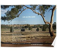 Life on the Land Poster