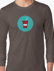 Soda Icon - Drinks Series Long Sleeve T-Shirt