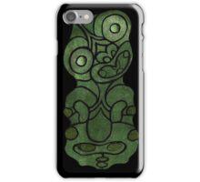 Maori Tiki iPhone Case iPhone Case/Skin