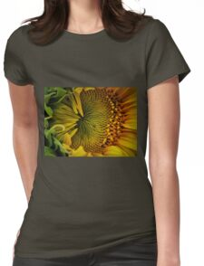 Close Contact Womens Fitted T-Shirt