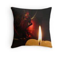 Xmas light  Throw Pillow