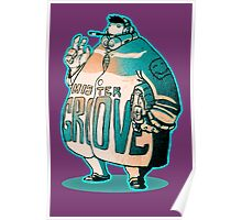 MR GROOVE. Poster