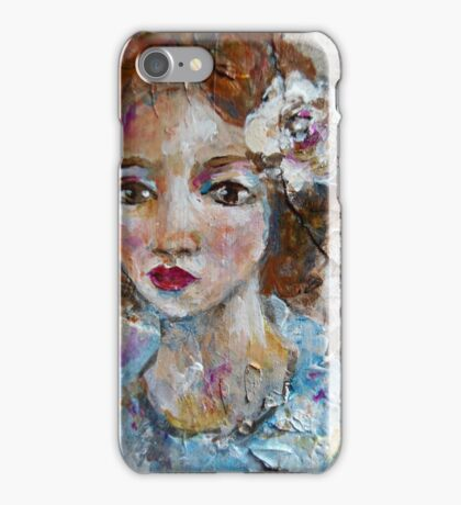 Elizabeth, portrait iPhone Case/Skin