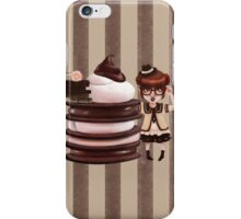 Chocolate Nerd iPhone Case/Skin