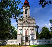 Serbian Orthodox Church by Klopocan