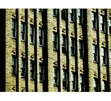 Moving Windows Photographic Print