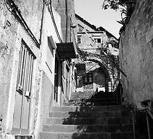 Old steps by zumi